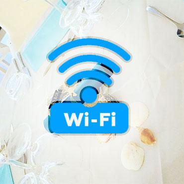 Internet Wi-Fi, Hotel Virginia Versilia